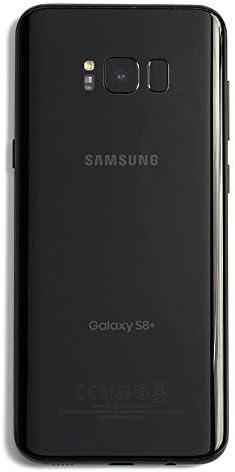 Samsung Galaxy S8+ 64GB Unlocked Phone International Version 6.2 Screen Midnight Black
