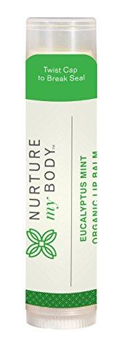 Nurture My Body Organic Lip Balm - 100% Organic and Natural