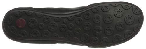 Black Camper Senda Negro Zapatillas Mujer Peu ZqFSHq8wX
