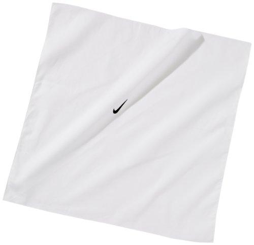 Nike Swoosh Tennis Bandana White