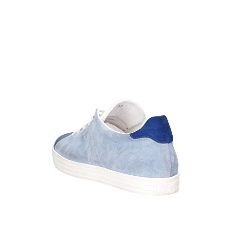 Hogan Junior HXR1410Z370HB9961D Sneaker Baby Blau