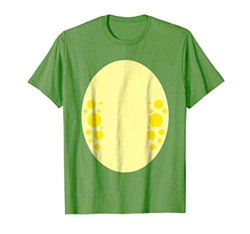 Frog belly Shirt - funny lazy Halloween Costume Tee -