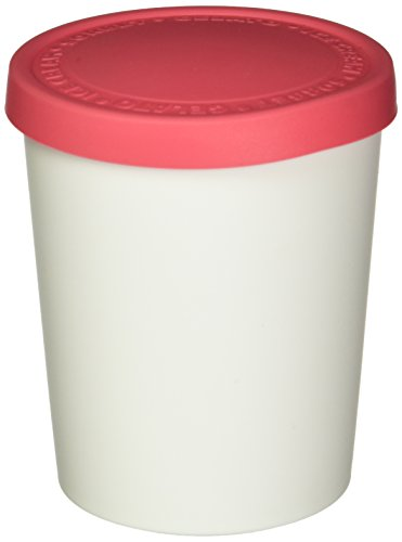 Tovolo Sweet Treats Tub - Raspberry (Pink Ice Cream Container compare prices)