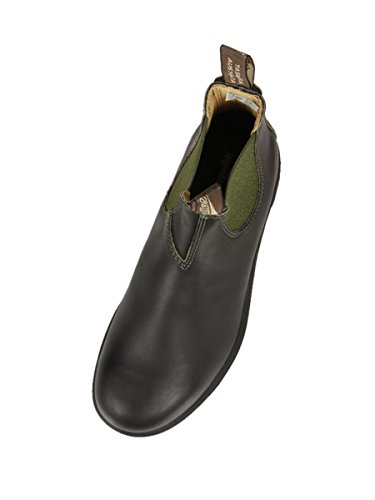 1402 NERO VERDE BCCAL POLACCHINO BLUNDSTONE VITELLO WINTER FALL UNISEX 0287 2016 w4YSqn7t
