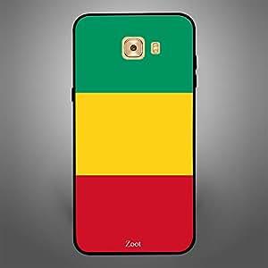 Samsung Galaxy C9 Pro Guinea Flag