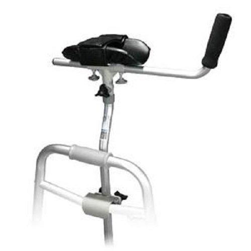 Crutch Platform Attachment (Drive Medical Bariatric Platform Walker/Crutch Attachment - Case of 2)