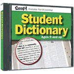 SNAP! Student Dictionary (Jewel Case) - Best Reviews Guide