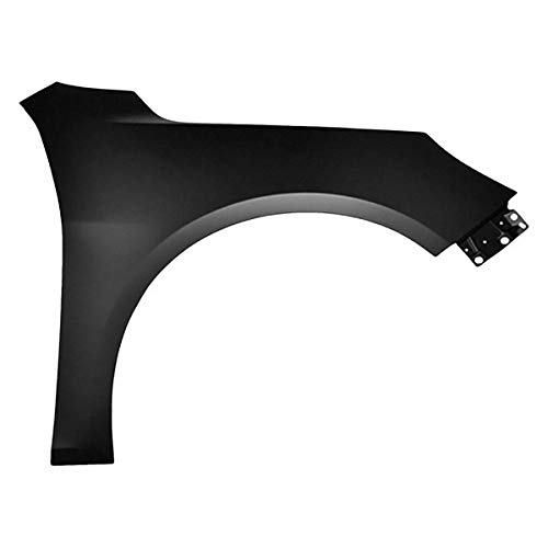 - Value Front Passenger Side Fender OE Quality Replacement