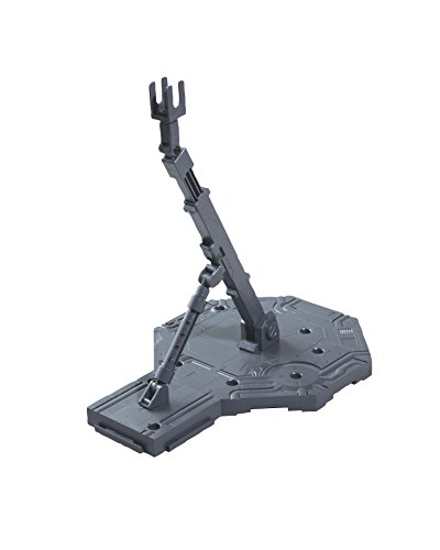 Bandai Hobby Action Base 1 Display Stand , Gray