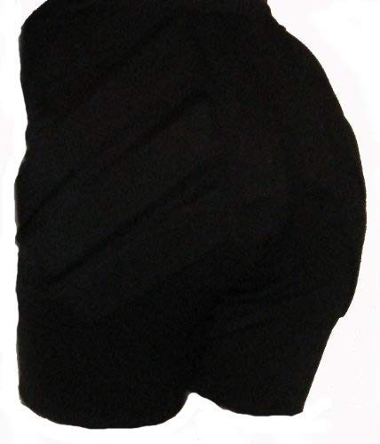 Ice Skating Padded Shorts by Silver Lining-Ice Skating Padded Shorts by Silver Lining-SLshort (Black, Child ()