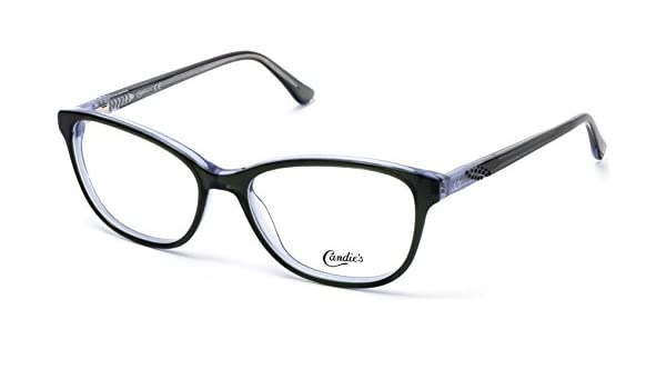 19b0c09bc1 Eyeglasses Candies CA 0159 098 dark green other at Amazon Men s Clothing  store