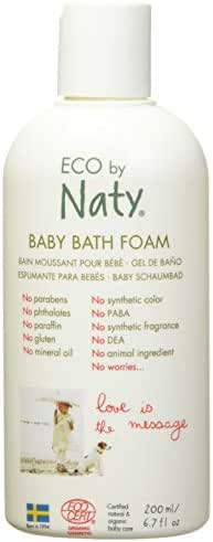 Baby Shampoo: Eco by Naty