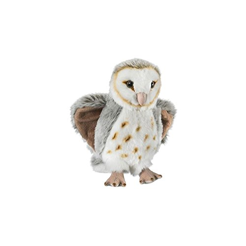 Barn Owl Plush (Wild Life Artist Barn Owl Plush)