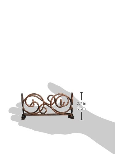 Thirstystone Upright Scroll Holder Bronze
