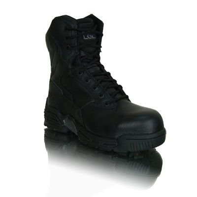 Magnum Stealth Force 8.0 Leather CT Walking Boots Black 72KLO