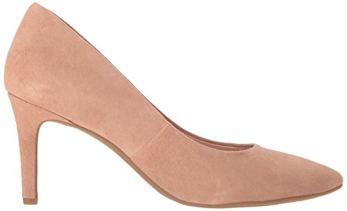 Taryn Rose Women's Tamara Silky Suede Pump Soft Beige free shipping new styles outlet lowest price marketable online get authentic cheap online low price fee shipping for sale 9CclZDoA