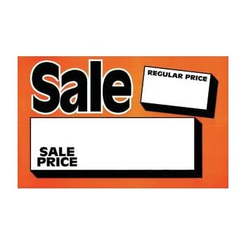 retail special signs template 5 5x3 5 blank sale price tags 50