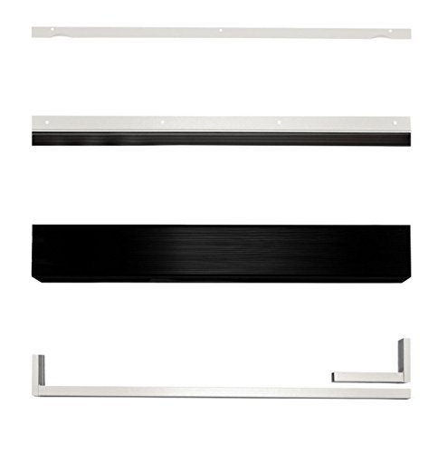 Unique Home Designs White Security Door Seal Kit by Safe Home (Image #1)