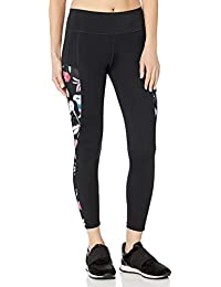 Women's Flower Festival 7/8 Fold Over Legging