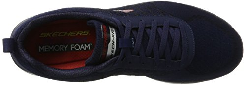 Golden 2 Skechers Flex Sneaker Oxford 0 Advantage Sport Men Red Navy 76I87