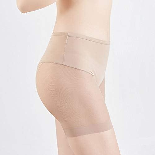 Dunacifa Womens Hi-Waist Seamless Firm Control Tummy Slimming Shapewear Panties Corset Body Sculpting