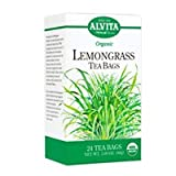 ALVITA TEA,OG2,LEMONGRASS, 24 BAG
