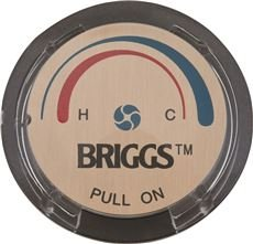 Briggs Plumbing Products F129 Bradley Cascade Plug Button by Briggs Plumbing Products
