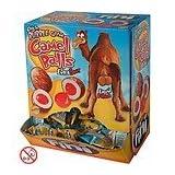 20 X Camel Balls Extra Sour Bubble Gum