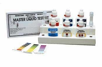Pondcare Liquid Master Test Kit by Mars Fishcare