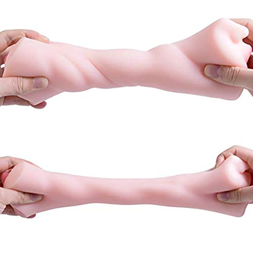 ZEMALIA Masturbators Double Ends 3D Vagina and Mouth Male Masturbator with Realistic Women Face Oral Blow Job Sex Toys for Male Masturbation