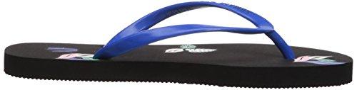 Armani Micro mujer Pattern Flip Flop Exchange Leaves para AX FSYdwF