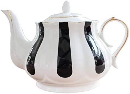 Simple y Noble XHCFH Moka Pot, Inglés Tarde Juego de té teteras de ...