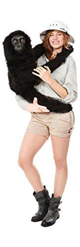 [Morris Costumes VA1002 Baby Gorilla Arm Puppet] (Baby Gorilla Costumes)