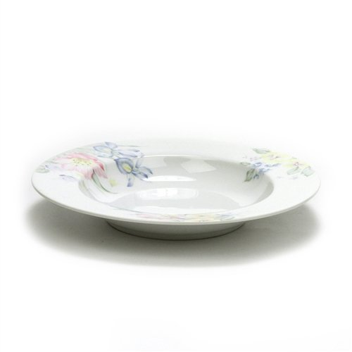 Meadow Vista by Christopher Stuart, China Rim Soup Bowl (Vista Rimmed Bowl Soup)