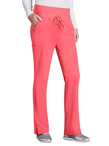 Barco One 5206 Midrise Cargo Pant Coral Reef L Tall