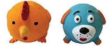 forpet® 026876 Juegos para animales, pelota de látex con forma de ...