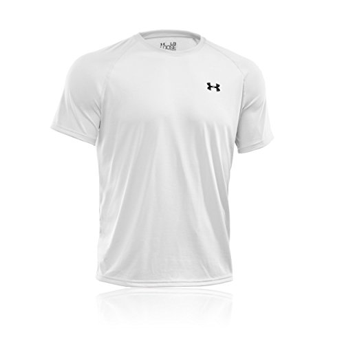 Under Armour Men's Tech Short Sleeve T-Shirt, White for sale  Delivered anywhere in Canada
