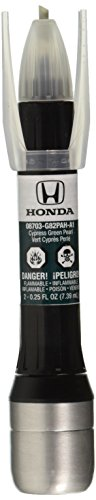 Genuine Honda (08703-G82PAH-PN) Touch-Up Paint, Cypress Green Pearl, Color Code: G82P