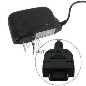 Home Travel Charger for Kyocera K312P / Deco E1000 / K127 / Slider Sonic / KX5 Slider Remix / MARBL/VELVET/K132 / K322 / K323 / Jet / Angel / Cyclops k325/k312