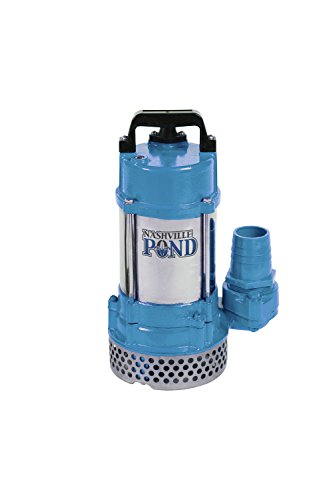Nashville Pond A-05 General Duty Water Pump 115v 1/2HP 3000GPH
