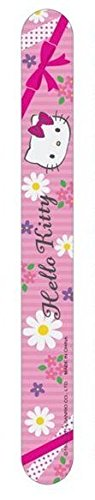 Sanrio Hello Kitty Flower - Hello Kitty Nail File (Pink Flower)