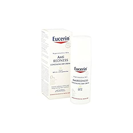 eucerin anti redness concealing day cream