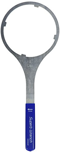 Heavy Duty Metal Water Filter Wrench (6.25 inch Inside Diameter) ()