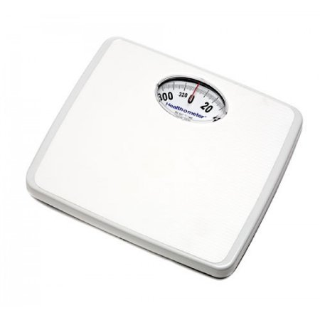 Health o meter 175LB Mechanical Dial Scale, 330 lb Capacity