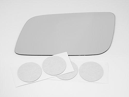 90-05 GMC Safari, Chevy Astro Van Flat, Driver Side Replacement Mirror Glass, - Chevy Van Astro Mirror