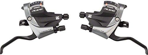 Shimano Alivio M4000 3X9-Speed Brake/Shift Lever Set