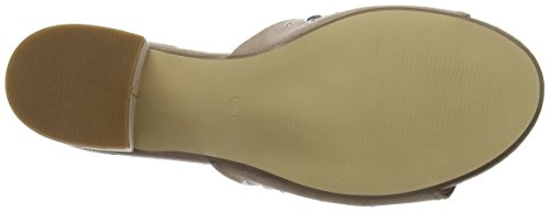Dorothy Perkins Women's Steph Mules Beige (Taupe 165) XwuTTk