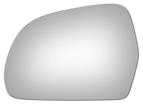 Mirrex 70112 Driver/Left Side Replacement Fitting Audi A3 A4 A5 A6 A8 Quattro S4 S5 S6 S8 All Road Q3 Mirror Glass W/O Backing Plate -