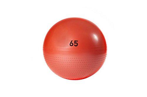 Gym Ball 65cm, Orange, One Size by adidas