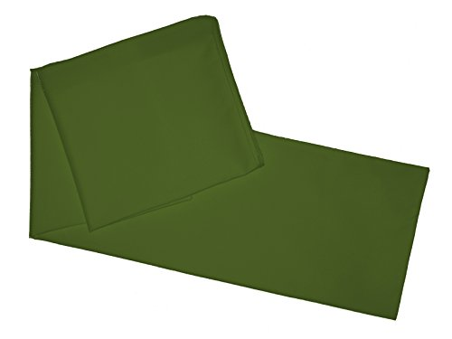 Multiple-Colors-Body-Pillowcase-Cover-Zipper-End-21x-55-Olive